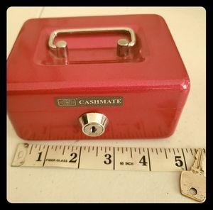 Cashmate lockbox